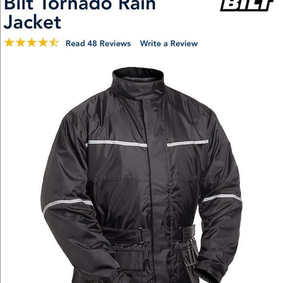 Bilt Tornado Waterproof Rain Suit